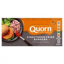 Quorn Southern Style Burger 252g