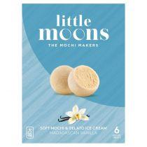 Little Moons Soft Mochi Ice Cream Madagascan Vanilla 192g
