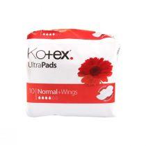 Kotex Ultra Pads NormalplusWings (10 Pcs)