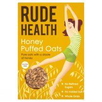 Rude Health Honey Puffed Oats (240 g)