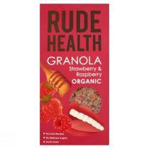 Rude Health Strawberry & Raspberry Granola (500 g)