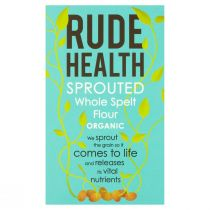 Rude Health Organic Sprouted Whole Spelt Flour (500 g)