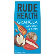 Rude Health Granola Coconut & Chia  (500 g)
