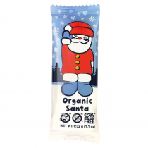 Mini Moos Organic Santa Bar 32g