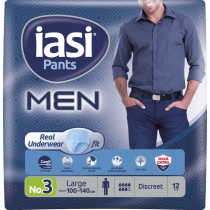 Iasi Pants Men No.3 Large 12 Pieces