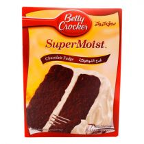 Betty Crocker Cake Mix Fudge Chocolate 500g