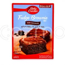 Betty Crocker Dark Chocolate Brownie Mix 500g