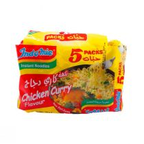 Indomie Instant Noodles Chicken Curry Flavour 5Pcs x 70g