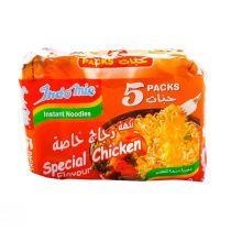 Indomie Instant Noodles Special Chicken Flavor  5Pcs x 70g