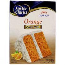 Foster Clarks Orange Cake Mix 500g