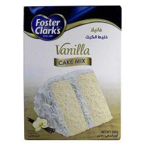 Foster Clarks Vanilla Cake Mix 500g
