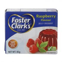 Foster Clark's Jelly Raspberry Flavor 85g