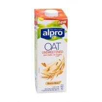 Alpro Oat Unsweetened Milk 1Ltr
