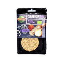Fit Food Organic Vegetarian Quinoa Steak 150g