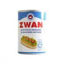 Zwan Hot Dog Sausage 400g Chicken 2 pcs