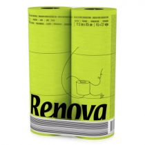 Revona Green Toilet Paper 6 Rolls