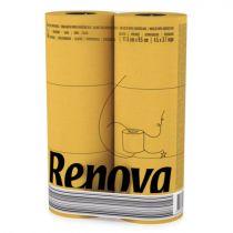 Revona Yello Toilet Paper 6 Rolls