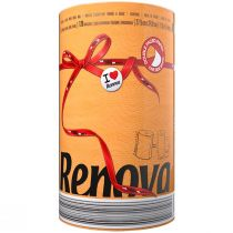 Renova Kitchen Towels- Orange color