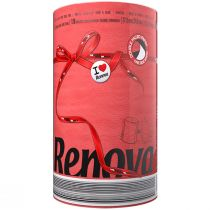 Renova Kitchen Towels- Red color
