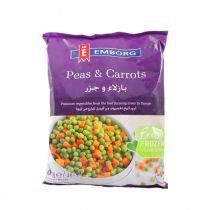 Emborg Peas & Carrots (450 g)