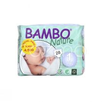 Bambo Nature New Born Size 1