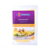 Emborg Emmental Cheese Slices (150 g)