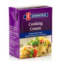 Emborg Cooking Cream 200ml