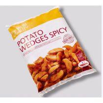 Tomex Spicy Wedges Potato (2.5 kg)
