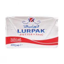 Lurpak Butter unsalted (400 g0