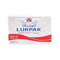 Lurpak Butter Unsalted (200 g)