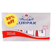 Lurpak Unsalted Butter 6Pcs x 50g