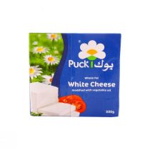 Puck Whole Fat White Cheese (500 g)