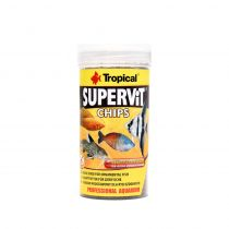 Tropical Supervit Sinking Fish Chips 130g