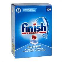 Finish Classic Dishwasher Tablets 100Pcs