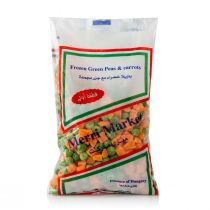 Merri Market Frozen Green Peas & Carrots (400 g)