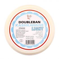 Doubleban Kashkaval Light Cheese 700g
