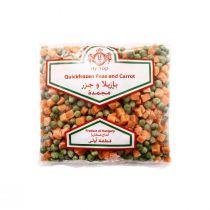 Hy Top Peas & Carrot Frozen (400 g)