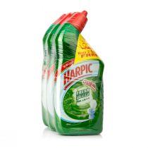 Harpic Toilet Cleaner (2 pcs x 500 ml plus 1 free)