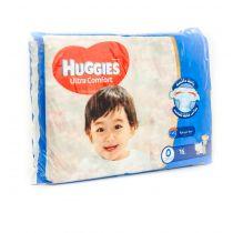 Huggies Ultra Comfort Diapers 64 Diapers Size 5