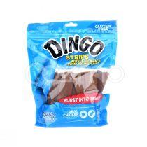 Dingo Strips Soft Chewy Dog Treats 354g
