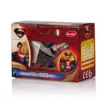 Sweetoon Superman Milk Chocolate Eggs (2 pcs