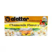 Al Attar Chamomile 20 Tea Bags X2