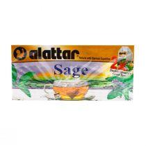Al Attar Sage 20 Tea Bags X2