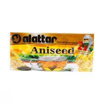 Al Attar Aniseed 20 Tea Bags X2