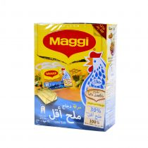 Maggi Chicken Less Salt Stock Bouillon Cubes 24 Pcs