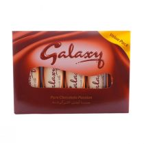 Galaxy Chocolate Smooth Milk Value Pack (5 pcs x 40 g)