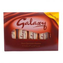 Galaxy Smooth Milk Chocolate Value Pack 5Pcs x 40g