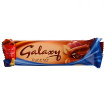 Galaxy Fruits & Nuts Chocolate 40g