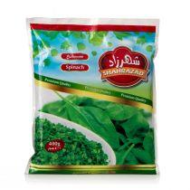 Shahrazad Frozen Spinach (400 gr)