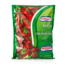 Americana Whole Strawberry 400g